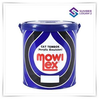Mowilex cat tembok emulsion