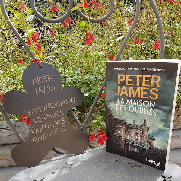 La maison des oubliés de Peter James