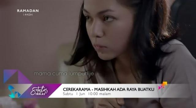 Cerekarama 1 Jun 2019 Di TV3