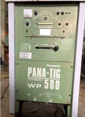 Máy hàn nhôm tig WP 500 Pana