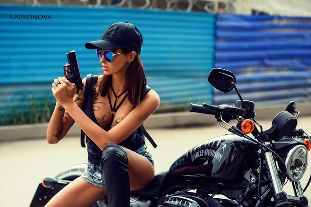 Emma Moto - Pic by S. Nikonova