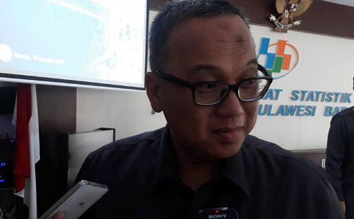 Win Rizal Kepala BPS Sulbar