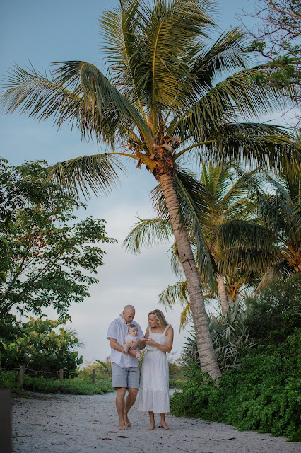 Sanibel Island Family Beach Pictures