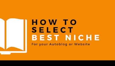 select best Niche, select Niche, best Niche, best Niche for blog,