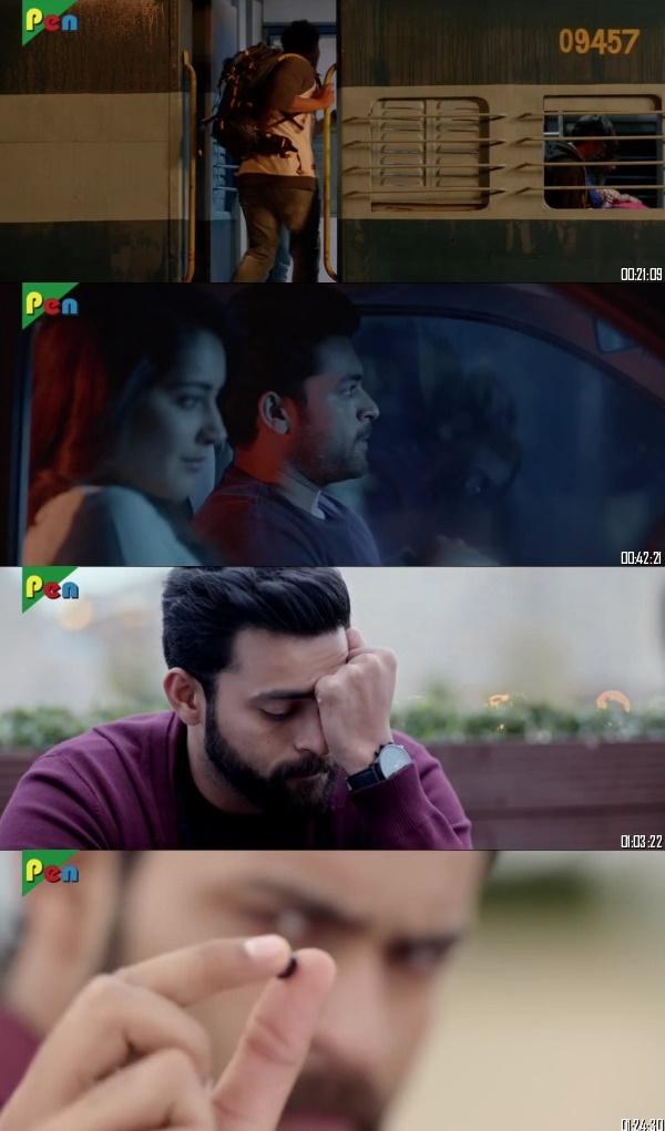 Tholi Prema 2019 Hindi Dubbed 720p HDRip 850mb Desirehub
