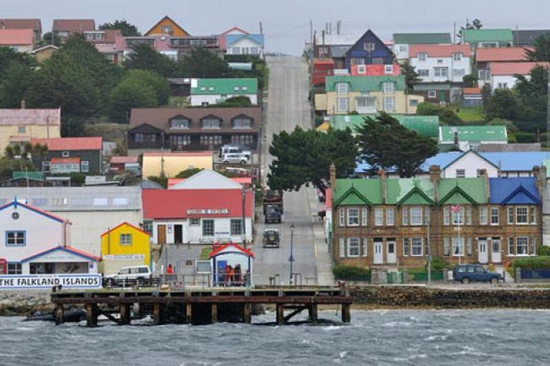 Adam Başına 350 Koyun - Falkland Adaları'na Gitmek