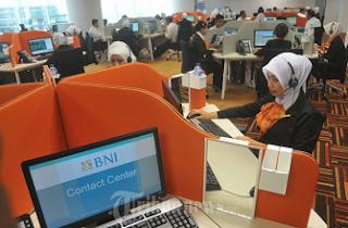 Nomor Call Center BNI Customer Service dan Syariah 24 jam bebas pulsa