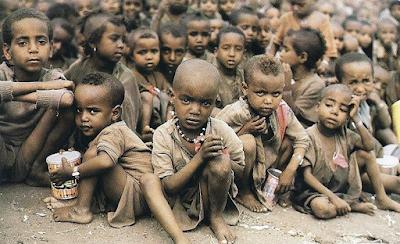 kelaparan di nigeria
