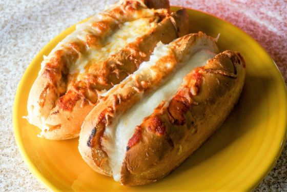 Italian Meatball Sub Sandwiches