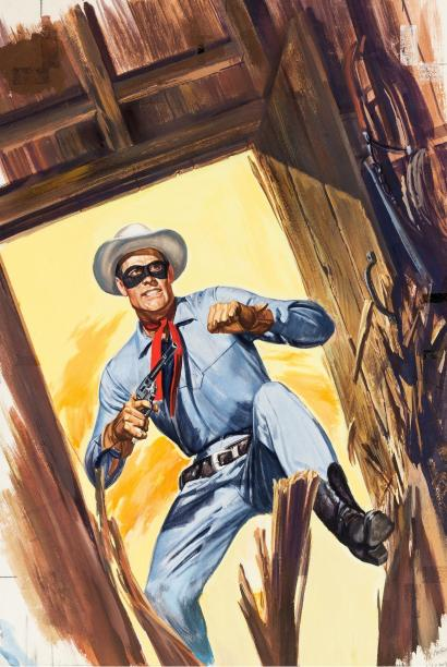 Cover Gallery: The Lone Ranger