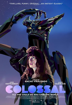 Colossal 2016 DVD Custom WEBRip HC Sub