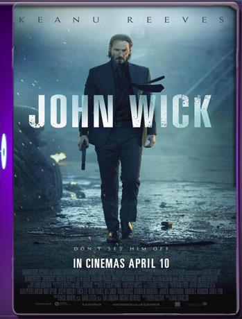 John Wick (2014) HD [1080p-BRrip 60fps] Latino Dual [GoogleDrive] TeslavoHD