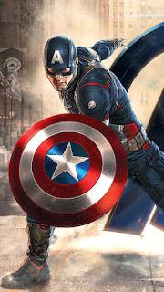 Contoh Wallpaper Whatsaap Hero HD