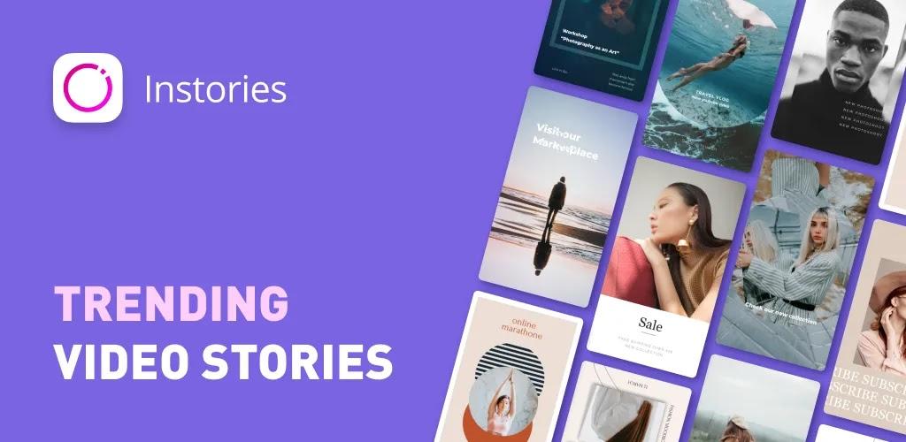 Instories هو منشئ المنشورات والقصة لـ Instagram ، والذي سيساعدك على تحقيق أقصى استفادة من حسابك.