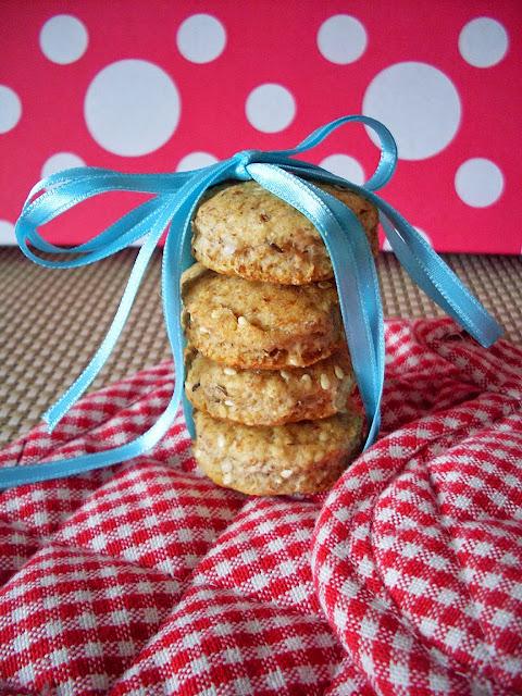 Integralni krekeri od ražanog brašna