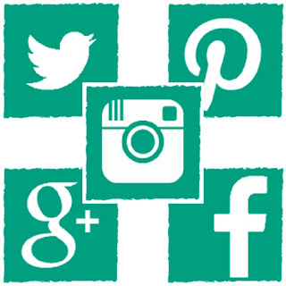 The Blogger's Guide to Social Media: Making a plan for promoting your blog or small business on Facebook, Twitter, Google+, Pinterest and Instagram