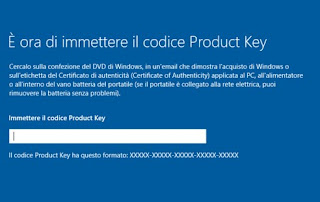 Licenza Windows