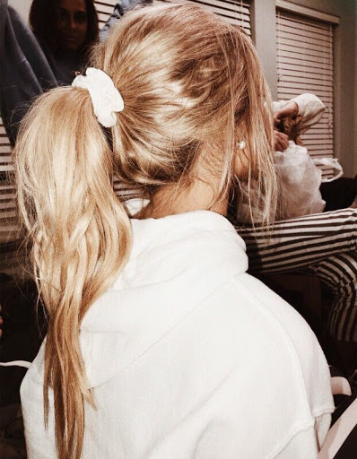 Peinados bonitos con coleta
