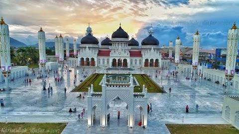 Pakej Percutian Aceh 3hari 2malam