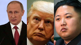 """Bagi Orang Jerman Donald Trump Lebih """"Horor"""" daripada Kim Jong-un atau Putin"""