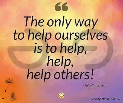 How we can help poor people