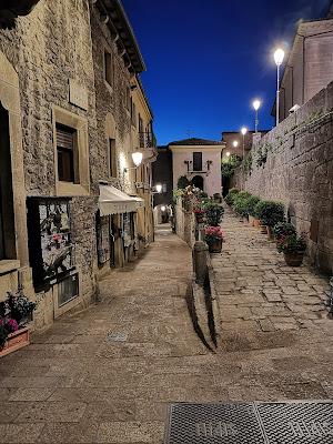 centro storico San Marino