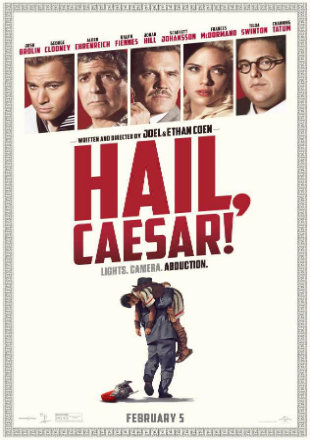 Hail, Caesar! 2016 Dual Audio Hindi English BRRip 720p