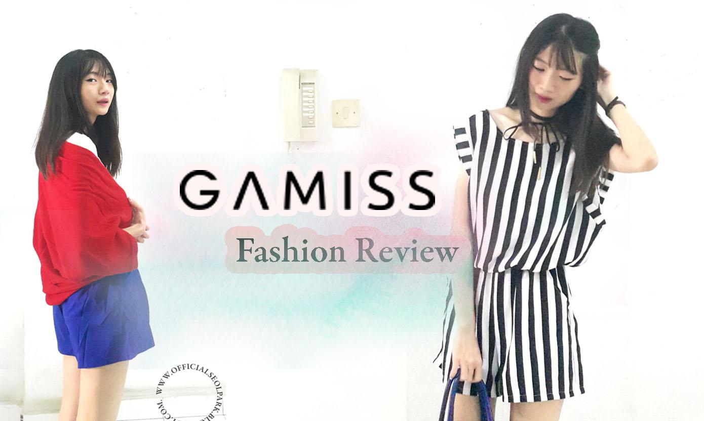 Gamiss online shop