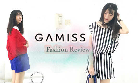 Official Seol: Gamiss Fashion Review : Rompers x Cardigans