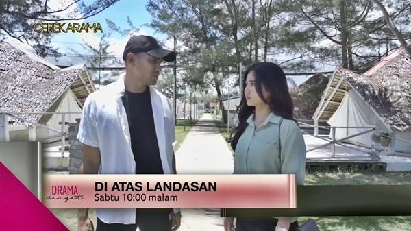 Info Dan Sinopsis Di Atas Landasan TV3