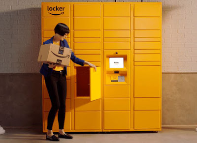 Amazon Locker Near Me - Everything You Can Get The Best Delivery Amazon Hub Locker