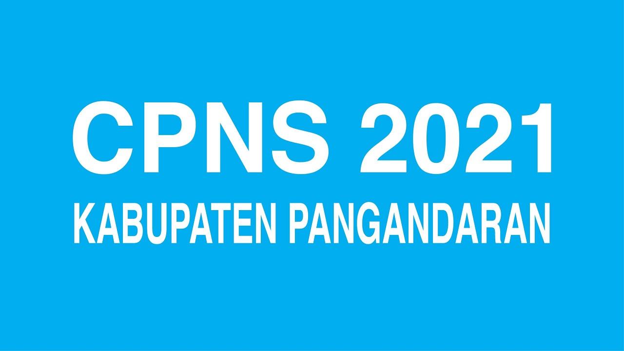 Contoh Surat Lamaran dan Format Surat Pernyataan untuk Seleksi CPNS dan PPPK 2021 Kabupaten Pangandaran