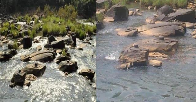 भारत की इस नदी में तैरते हैं हजारों शिवलिंग, रहस्य है काफी हैरान कर देने वाला...