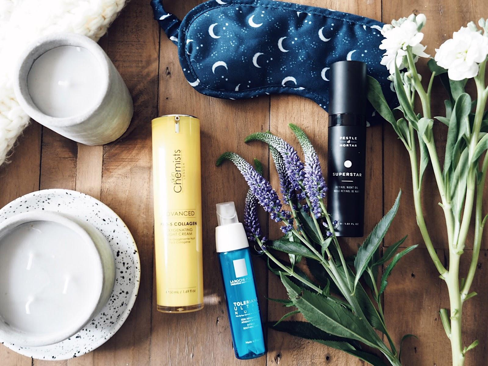 beauty sleep products