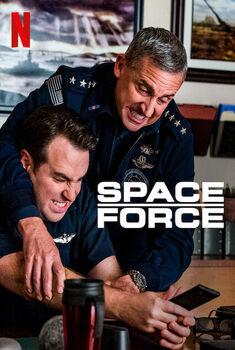 Space Force 1ª Temporada Torrent - WEB-DL 720p Dual Áudio