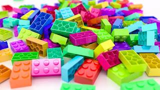 Photo of Lego blocks