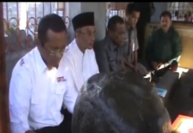Calon Bupati Padang Pariaman Refrizal Akan Jadikan Kegiatan Ziarah Makam Syekh Burhanuddin Sebagai Icon Wisata Religi