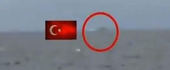 Βίντεο-ντοκουμέντο: Ιδού η τουρκική πρόκληση – Στα ανοικτά του Σουνίου έφθασε το «Barbaros»
