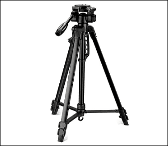 Digitek DTR 550LW Tripod (5.57 ft tall with up to 5 kg load capacity) , Tech Gadget Guide , techgadgetguide , techgadgetguide.com