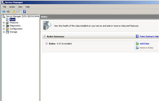 install dns windows server 2008