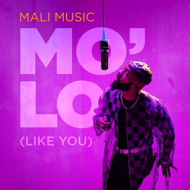 "Mali Music unveils new single ""Mo'Lo"" (Like You), set to release new Album ""Book of Mali"" 