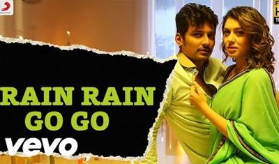 Pokkiri Raja – Rain Rain Go Go Video | Jiiva, Hansika Motwani | D. Imman