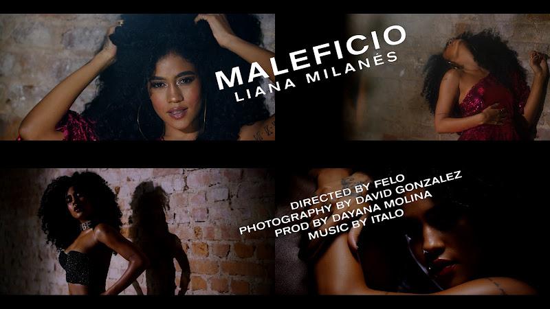 Liana Milanés - ¨Maleficio¨ - Videoclip - Director: Felo