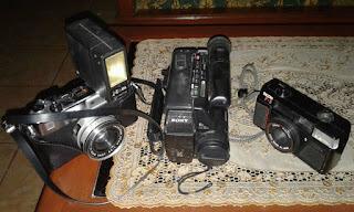 Koleksi Kamera Jadul Dijual