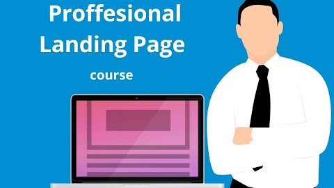 Landing Page Course - Online Course Landing Page