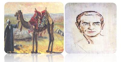 لوحات الأثري لطفي الطنبولي.. احتفالاً بمرور مائة عام على مولده 1919 – 2019