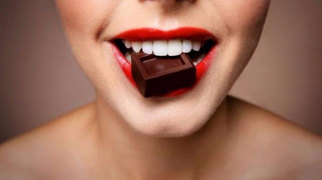 Çikolatanın sadece mutlulukla değil sağlıkla da ilgisi var