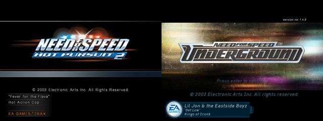 Super Adventures In Gaming Need For Speed Games Part 4 Need For Speed Hot Pursuit 2 Need For Speed Underground