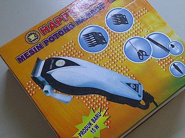 Alat Cukur Rambut Happy King HK-900 Murah Berkualitas. mesin pangkas ... a092184061