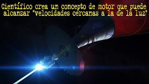 """Científico de la NASA crea un concepto de motor que puede alcanzar """"velocidades cercanas a la de la luz"""""""